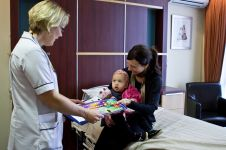 paediatrics in grace hospital tauranga